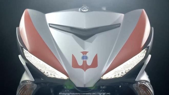 Yamaha Exciter 2019 bản 'Siêu nhân Điện quang' ra mắt