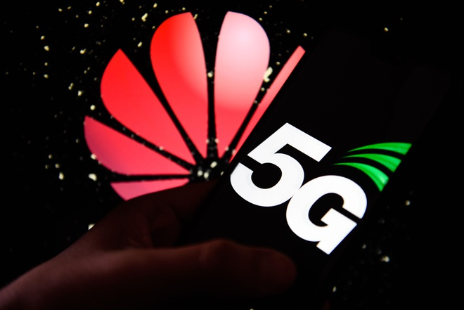 Bi My 'cam van', Huawei van thau tom 2/3 du an 5G toan cau hinh anh 1