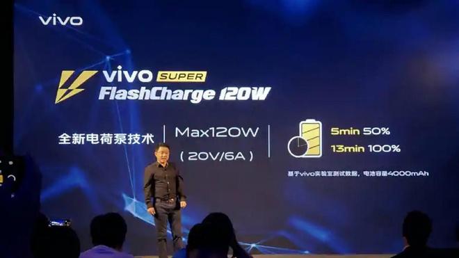 Vivo khoe cong nghe sac day pin smartphone chi trong 13 phut hinh anh 1