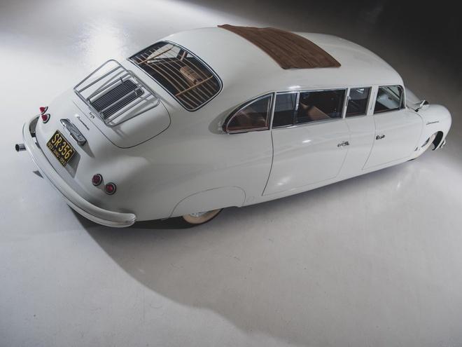 Porsche 356 ban limousine doc dao nhat hanh tinh duoc ban dau gia hinh anh 6