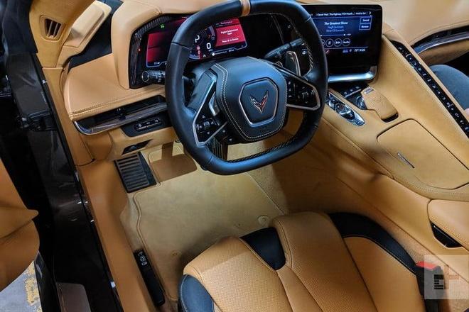 5 dieu co the ban chua biet ve 'sieu xe' Chevrolet Corvette C8 2020 hinh anh 3