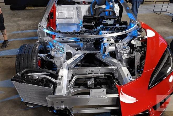 5 dieu co the ban chua biet ve 'sieu xe' Chevrolet Corvette C8 2020 hinh anh 4
