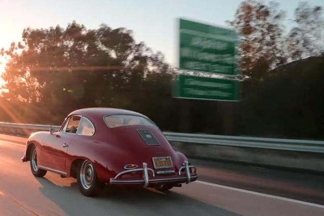 Cu ong 71 tuoi cam lai chiec Porsche co 50 nam, chay 1,6 trieu km hinh anh 1