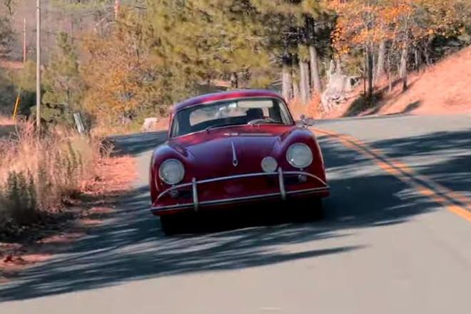 Cu ong 71 tuoi cam lai chiec Porsche co 50 nam, chay 1,6 trieu km hinh anh 4
