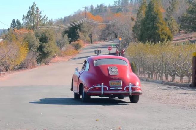Cu ong 71 tuoi cam lai chiec Porsche co 50 nam, chay 1,6 trieu km hinh anh 5