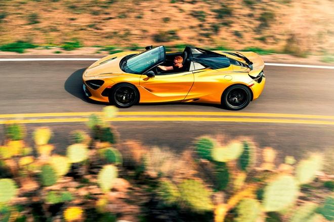 McLaren quyết nói không với SUV