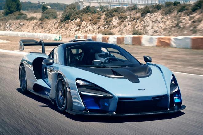 McLaren san xuat SUV anh 2