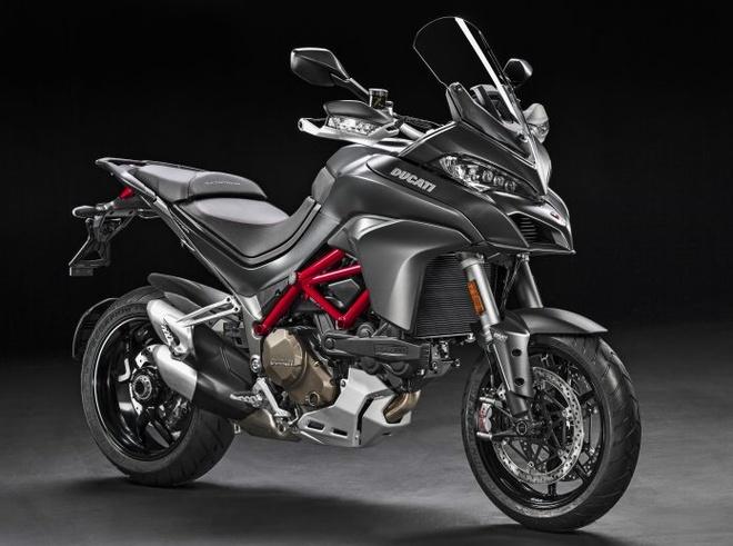 Ducati Multistrada V4 se ra mat vao nam 2021 hinh anh 1
