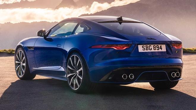 Jaguar F-Type 2021 ra mat voi dien mao moi manh me hon hinh anh 6