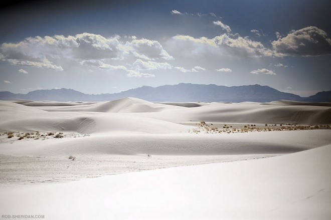 Nhung vung sa mac dep me hon hinh anh 6 Sa mạc Trắng, Ai Cập.