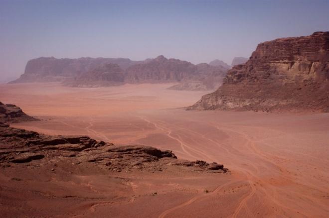 Nhung vung sa mac dep me hon hinh anh 16 Wadijum, Jordania.