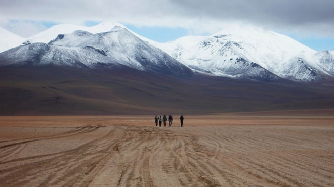 Nhung vung sa mac dep me hon hinh anh 17 Sa mạc Sub Lipez, Bolivia.