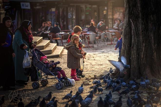 Canh sac nhu tranh ve o Bosnia va Herzegovina hinh anh 6  T hị trấn Mostar - viên ngọc quý của đất nước Bosnia & Herzegovina.