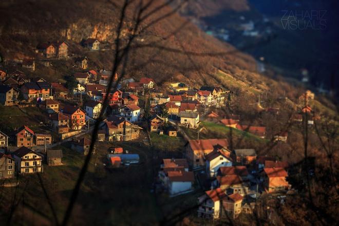 Canh sac nhu tranh ve o Bosnia va Herzegovina hinh anh 7  Dòng sông Neretva lững lờ trôi là một trong những dòng sông sạch và trong lành nhất Châu Âu.