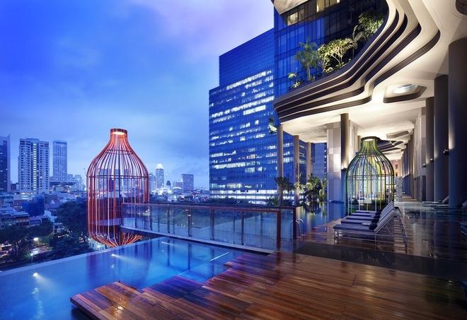 Nhung khach san 5 sao noi tieng nhat Singapore hinh anh 5