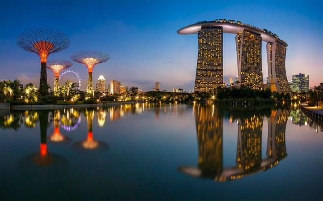 Nhung khach san 5 sao noi tieng nhat Singapore hinh anh