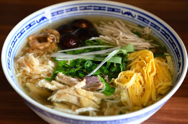 10 mon bun ngon bac nhat Viet Nam hinh anh 1 Ảnh: Huongbui.