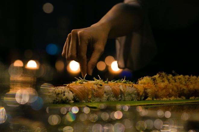 Thanh sushi dai 13 m o Sai Gon hinh anh 4
