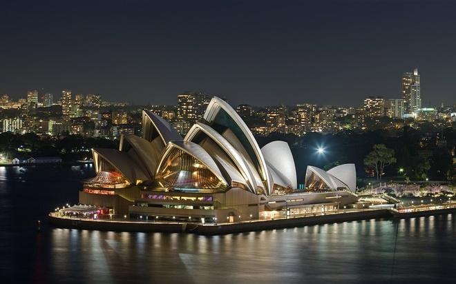 Tour nuoc ngoai dat khach nhat dip Tet Nguyen dan hinh anh 2 Australia từng được chuyên trang du lịch CNTraveler chọn là