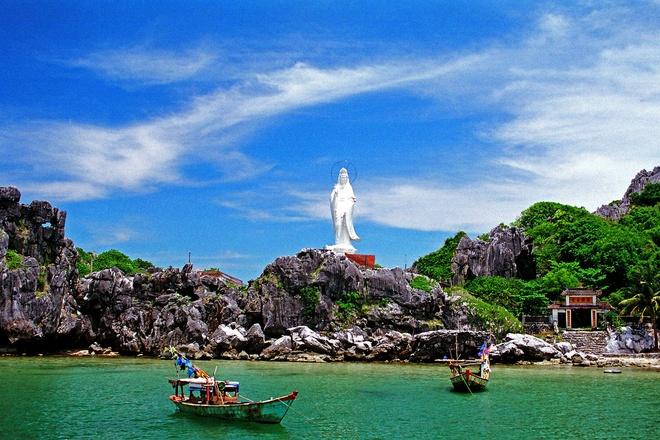 5 hòn đảo hút du khách ở miền Tây