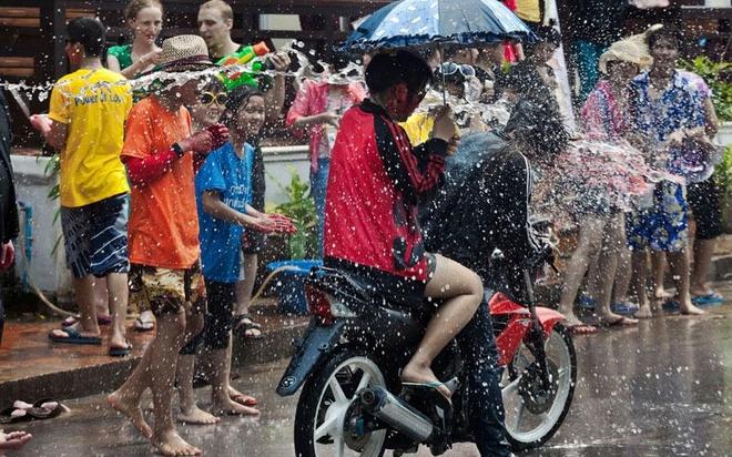 10 luu y khi du Tet Songkran hinh anh