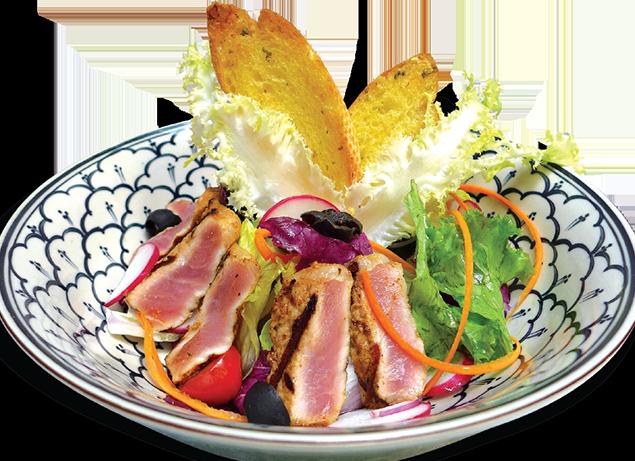 Lam salad thit heo ngon nhu nha hang hinh anh 1