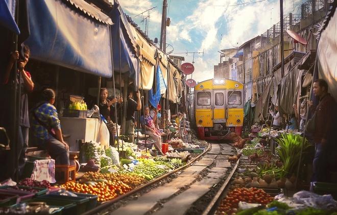 Giang sinh va Tet Tay: Khach Viet chuong tour truyen thong hinh anh 1