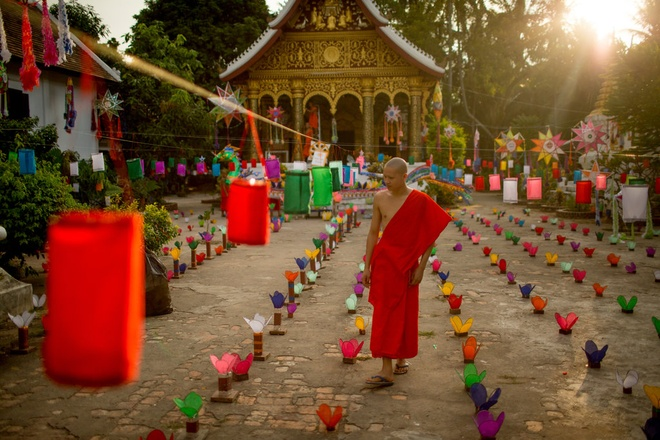 Giang sinh va Tet Tay: Khach Viet chuong tour truyen thong hinh anh 6