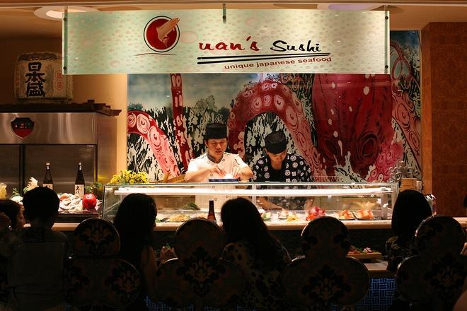 Nhung nha hang sushi dat xat ra mieng cua Sai thanh hinh anh 5