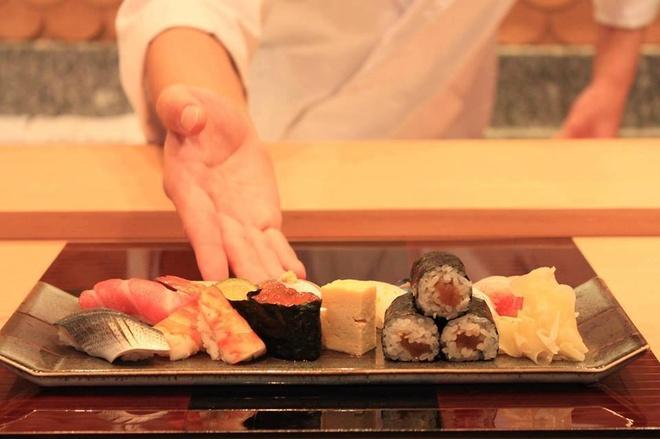 Nhung nha hang sushi dat xat ra mieng cua Sai thanh hinh anh 9