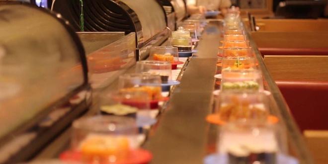 Nhung nha hang sushi dat xat ra mieng cua Sai thanh hinh anh 1