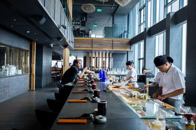 Nhung nha hang sushi dat xat ra mieng cua Sai thanh hinh anh 3