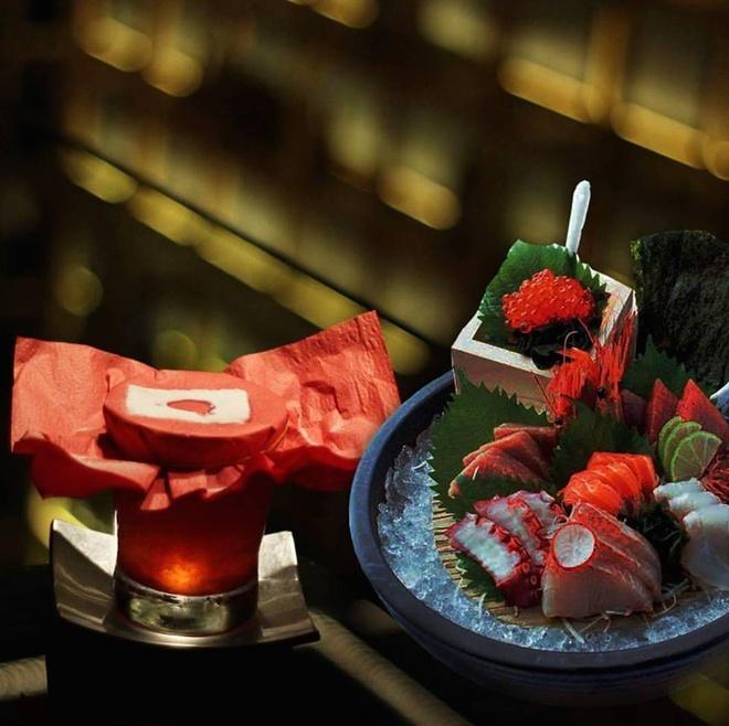 Nhung nha hang sushi dat xat ra mieng cua Sai thanh hinh anh 4