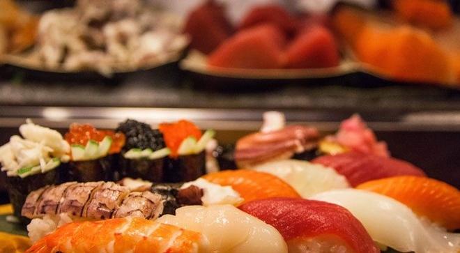 Nhung nha hang sushi dat xat ra mieng cua Sai thanh hinh anh 8