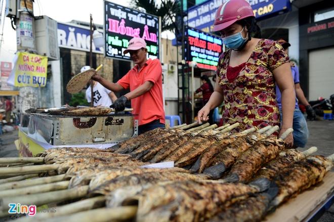 Những món ngon miền Tây được lòng người Sài Gòn