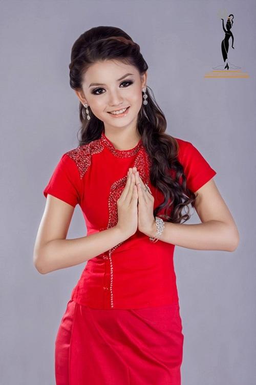 Hoa hau Myanmar giong Huong Giang Idol den bat ngo hinh anh 4