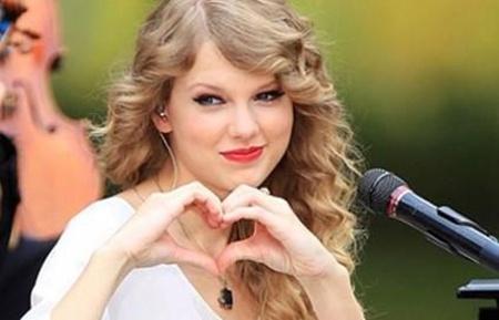 Taylor Swift - tuong dai so mot cua nen am nhac duong dai hinh anh