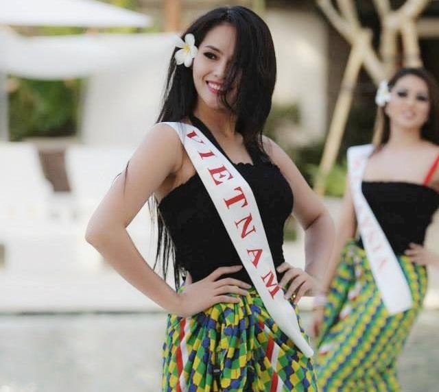 Lai Huong Thao se toa sang bat ngo o chung ket Miss World? hinh anh