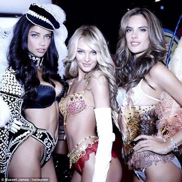 Candice Swanepoel khoe dang sexy voi noi y hon 200 ty hinh anh 13
