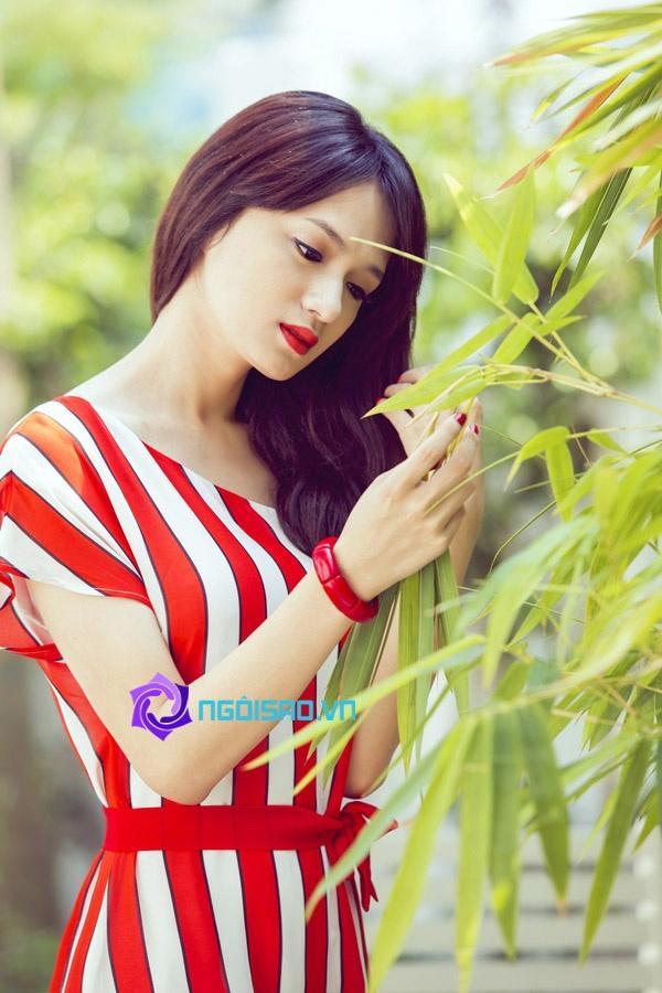 Huong Giang Idol trai long ve 'tinh yeu chuyen gioi' hinh anh 1