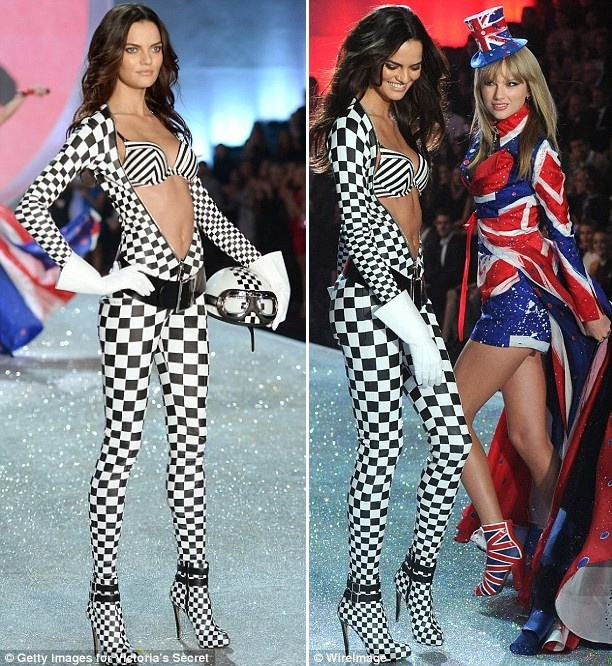 Clip Candice Swanepoel trinh dien bo do lot hon 200 ty hinh anh 8
