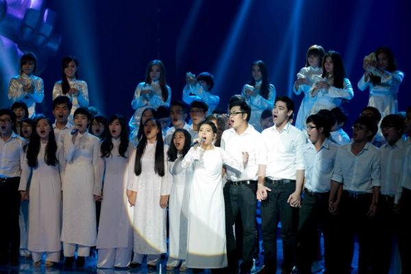 Vu Thao My tro thanh quan quan The Voice 2013 hinh anh 27