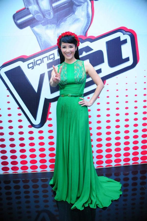 Vu Thao My tro thanh quan quan The Voice 2013 hinh anh 6