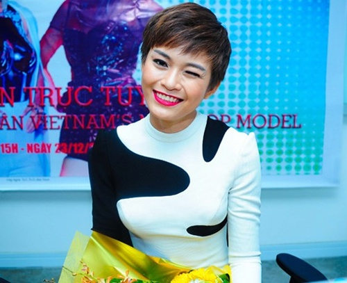 Mau Thanh Thuy: 'Toi luon nghi minh phai la quan quan' hinh anh
