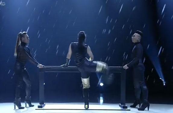 Vu cong dong tinh thua S.I.N.E o chung ket Got To Dance hinh anh 6