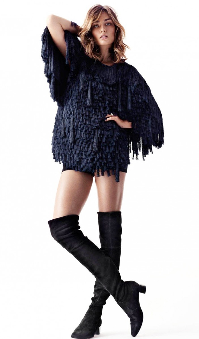 Chon style he tu lookbook cua Zara, H&M va Free People hinh anh 10