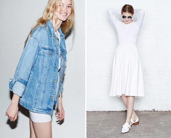 Chon style he tu lookbook cua Zara, H&M va Free People hinh anh 4