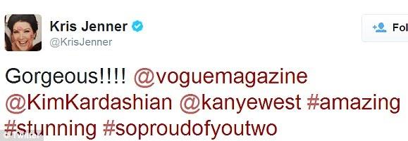 Vogue bi vi la rac ruoi vi cho Kim Kardashian len trang bia hinh anh 4
