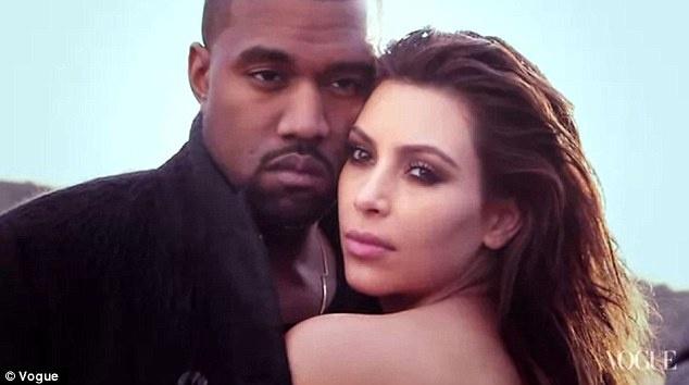 Vogue bi vi la rac ruoi vi cho Kim Kardashian len trang bia hinh anh 9