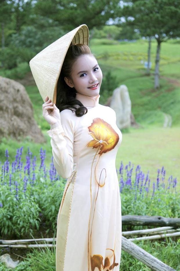 Anh Thuy he lo cat-xe sau scandal gia mao o X Factor hinh anh 2